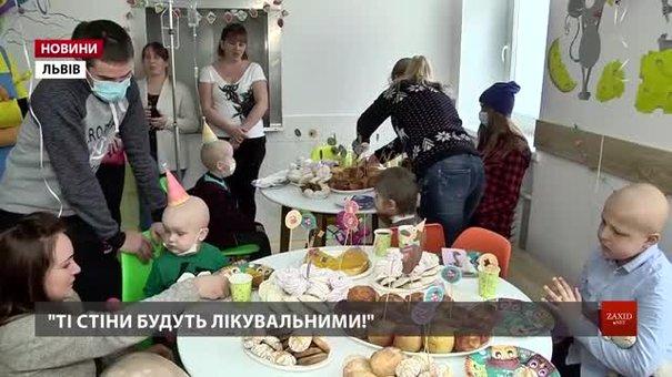 Благодійники оновили відділення гематології «Чорнобильської лікарні»