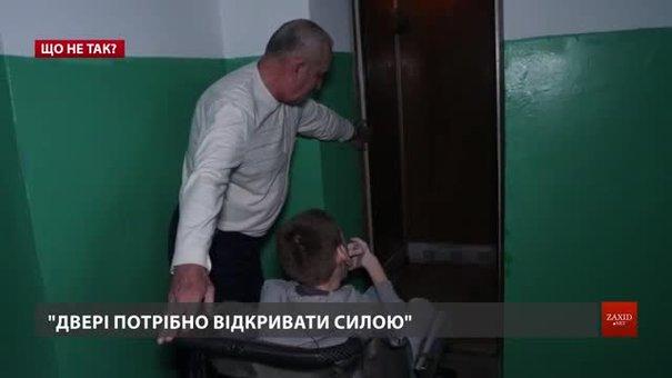 Що не так у Львові із пристосованістю міста для людей з інвалідністю?