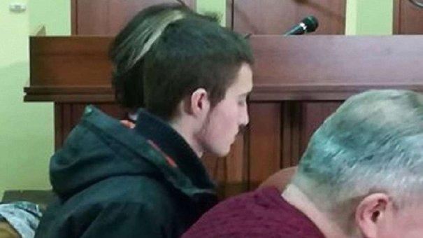 Активіста «Нацкорпусу» Миколу Зінкевича відпустили під нічний домашній арешт