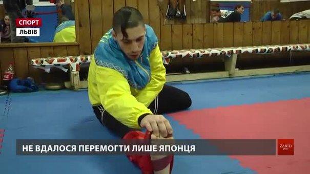 Львівський каратист Станіслав Горуна очолив світовий рейтинг