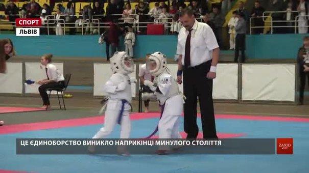 У Львові відбувся «Кубок Лева» із японського єдиноборства кудо