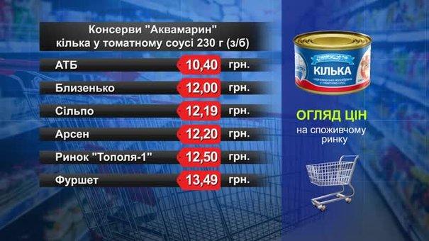 Кілька в томаті. Огляд цін у львівських супермаркетах за 6 лютого