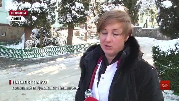 У Львові та області кількість звернень хворих на кір зменшилася