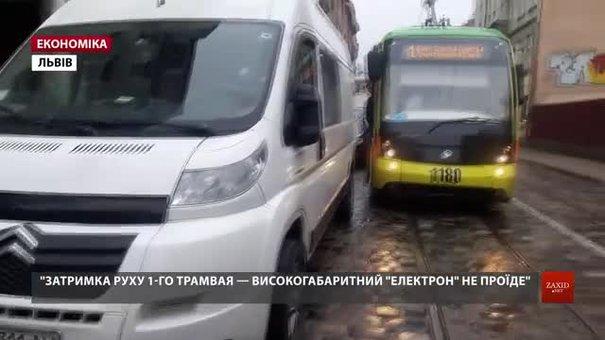 Година простою трамвая обходиться «Львівелектротрансу» в 500 грн
