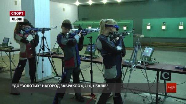 Українські «снайпери» у Львові вправляються перед чемпіонатом континенту