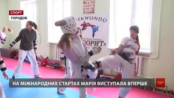 Тхеквондистка із Городка Марія Тимофєєва привезла «бронзу» із клубного чемпіонату Європи