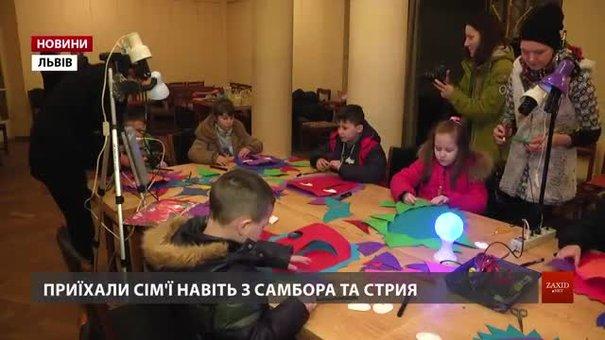 У Львові на «Прогулянці переможців» зібралися діти, які здолали рак крові