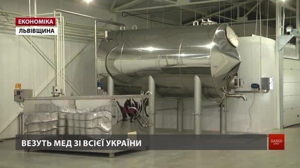 На Львівщині підприємство, яке використовує вітчизняне обладнання, експортує продукцію за кордон