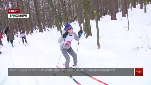У Брюховичах завершився Кубок Львівщини з лижних перегонів