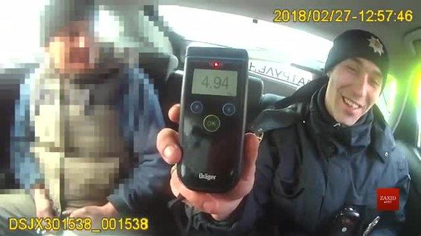 У Львові очевидці ДТП хотіли влаштувати самосуд над водієм із рекордним рівнем алкоголю в крові