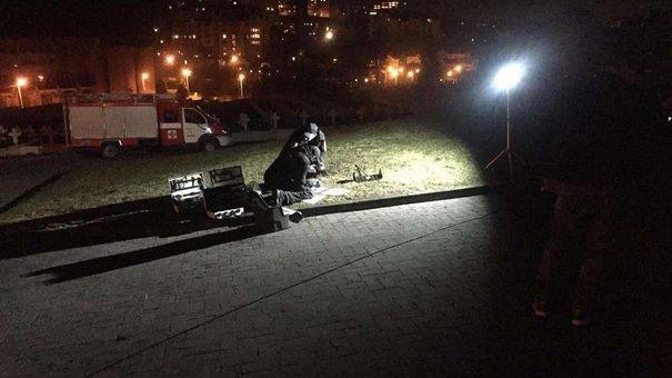 У Львові кинули вибухівку на польський військовий цвинтар Меморіал орлят