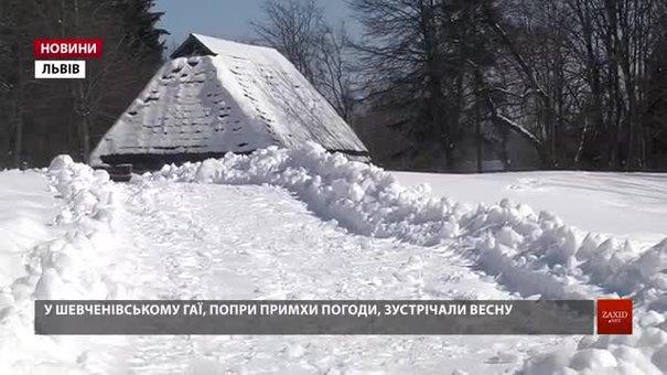 Синоптики остаточно розвінчали прогнози львівських бабачих про ранню весну