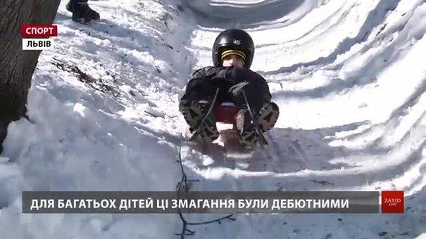 Львівські санкарі вперше провели змагання наприкінці березня