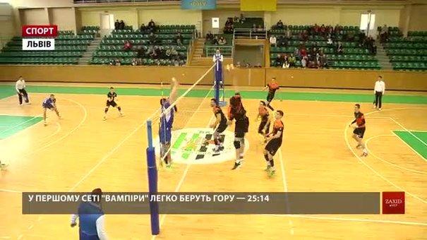 У півфіналі плей-офф львівські «Кажани» зустрінуться із хмельницьким «Новатором»