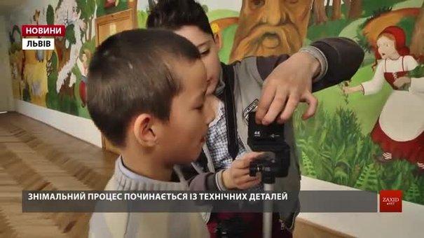 Львівські школярі готуються до фестивалю короткометражок