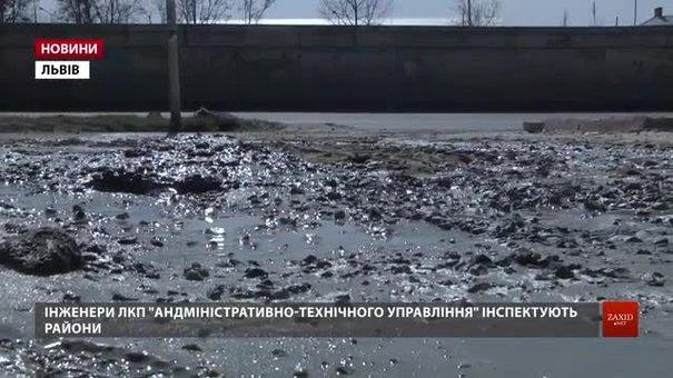 За порушення правил благоустрою у Львові штрафують будівельні майданчики