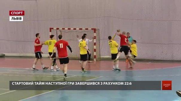 Львівські гандболісти зазнали двох розгромних поразок від «Донбасу»