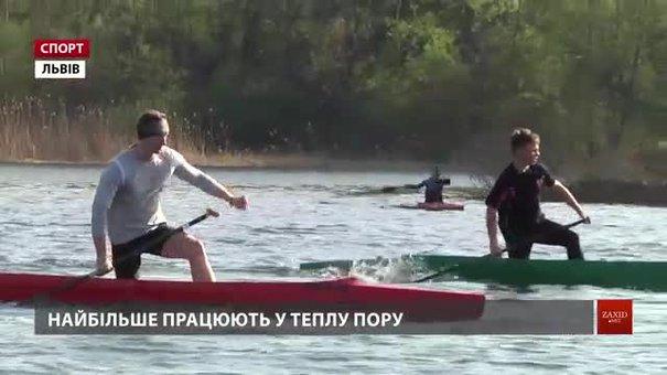 Львівська спортивна школа «Веслярик» шукає нових вихованців
