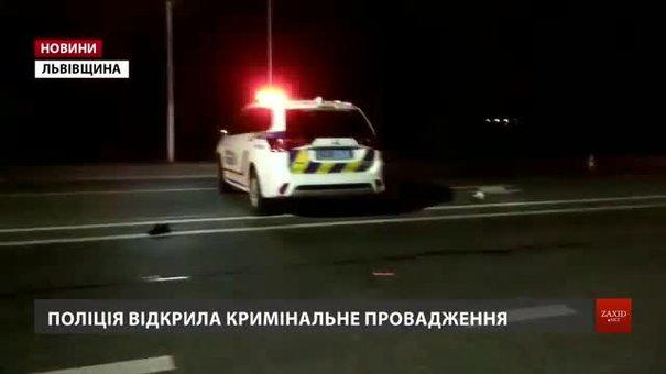 Водію, який збив поліцейського біля Стрия, загрожує до 3 років обмеження волі