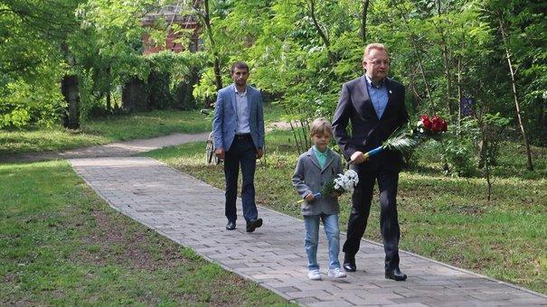 У Львові вшанували пам'ять загиблих у Другій світовій війні