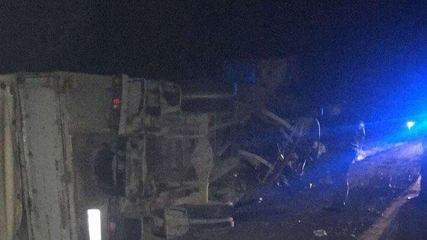 У ДТП поблизу Великих Мостів на Львівщині загинули двоє людей