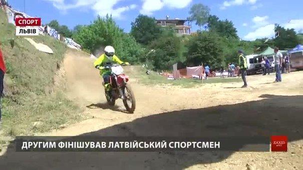 На Кубку Львова з мотокросу у найпрестижнішому класі переміг Дмитро Асманов