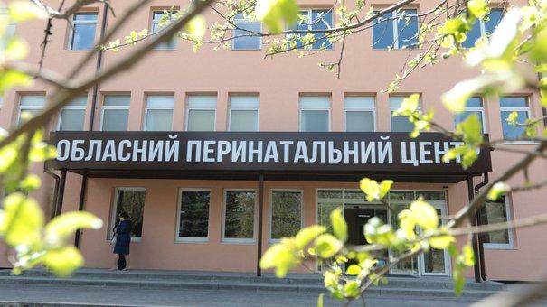 Медики перинатального центру перекрили вулицю біля департаменту охорони здоров'я ЛОДА