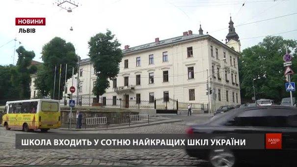 Львівська спеціалізована школа №8 відсвяткувала 200-річчя
