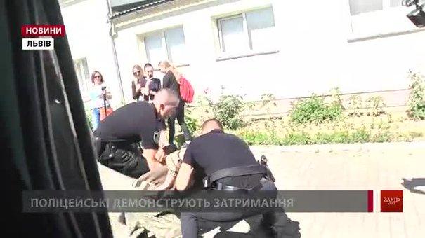 Консультативна місія ЄС завершила у Львові серію курсів для поліцейських
