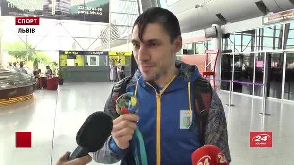 Львів'янин Станіслав Горуна – переможець етапу серії «Karate 1 Premier League – Istanbul»