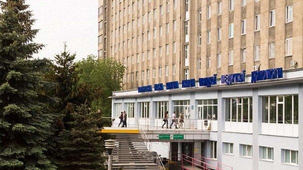 З дев'ятого  поверху львівської лікарні викинувся 81-річний чоловік