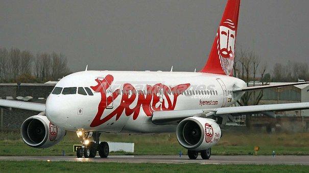 Ernest Airlines виконуватиме по 16 рейсів на тиждень зі Львова до Італії