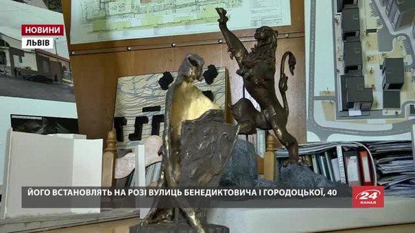 У Львові до кінця року з'явиться пам'ятник українським бійцям Листопадового чину