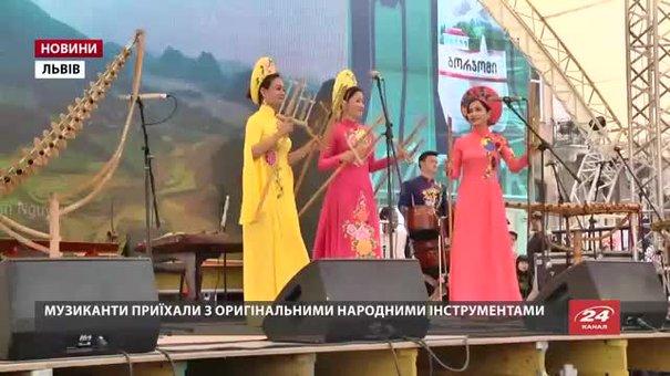 У день літнього сонцестояння Львів разом зі світом відзначив Свято музики