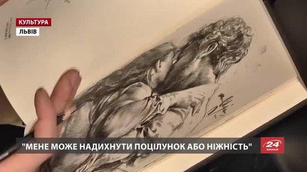 Львівський митець Микола Супінський малює олівцем – а виходить, як фото