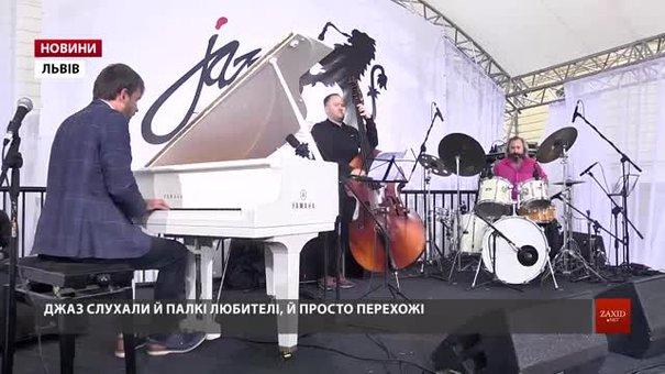 Підсумки Leopolis Jazz Fest