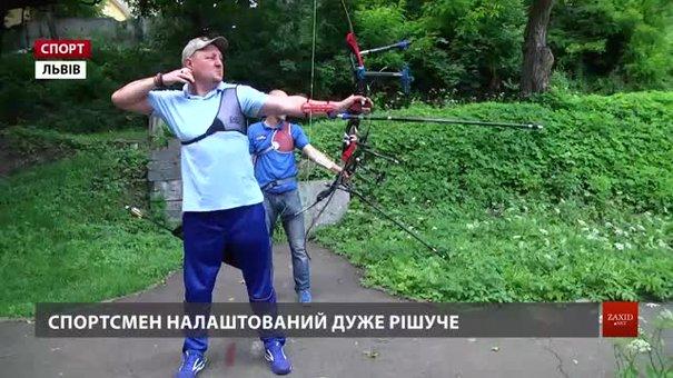 Львівський снайпер Сергій Шимчак готується представити Україну на «Іграх нескорених»