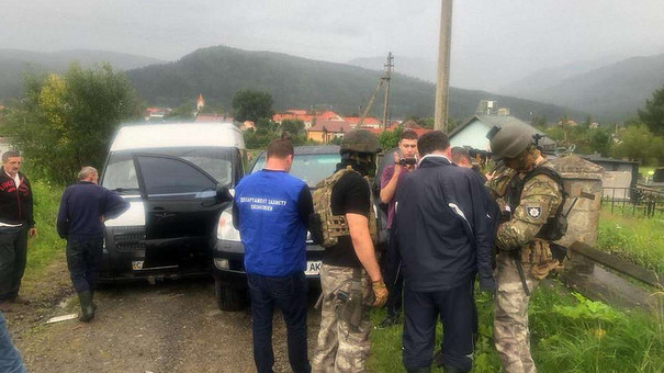 Львівська прокуратура повідомила деталі затримання мера Сколе на хабарі
