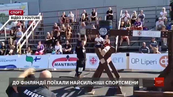 Львівський силач Володимир Рекша виборов третє місце на чемпіонаті світу зі стронгмену