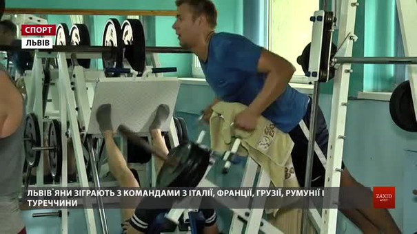 Вперше за 20 років львівське ватерпольне «Динамо» виступить у Лізі чемпіонів