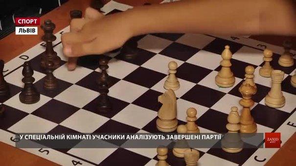 Львів приймає головну шахову подію року в Україні