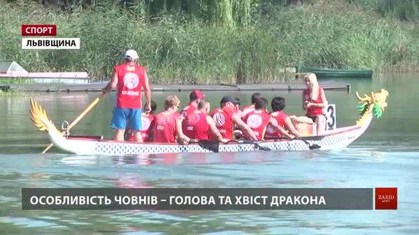 Львівський клуб «Отаман»  виборов Кубок України та міста з драгонботу