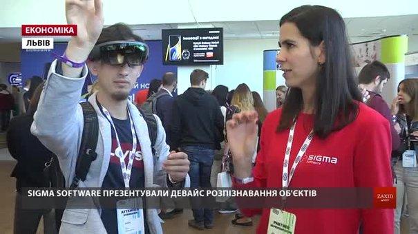 Українські компанії представили свої інновації на Lviv IT Arena