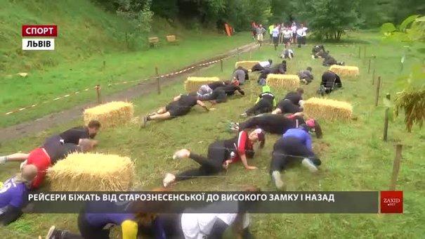 На львівському етапі випробувань «Race Nation» переміг дніпрянин Денис Камєшков