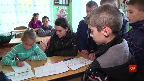 Учні сільської школи на Львівщині, яку хочуть закрити, написали листа президенту