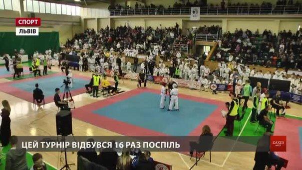 У Львові відбулися наймасовіші в Україні змагання з кіокушинкай карате