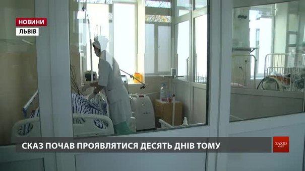 Жінка з Городоччини, що заразилася сказом, у критичному стані