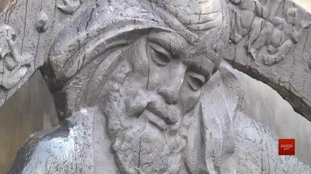 У Львові фонтан «Водолій» повноцінно відновив роботу після 20 років