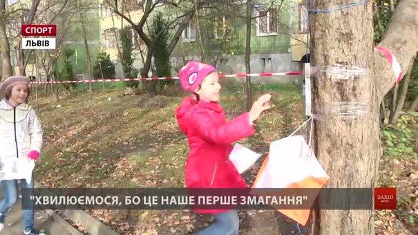 У Львові відбулися останні у сезоні змагання зі спортивного орієнтування