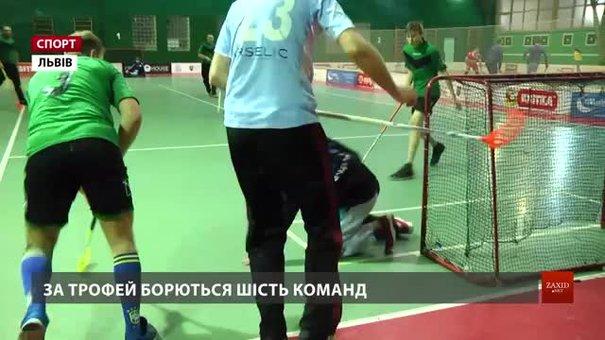 Новояворівський «Янтар» переміг на флорбольному Кубку Аматорів